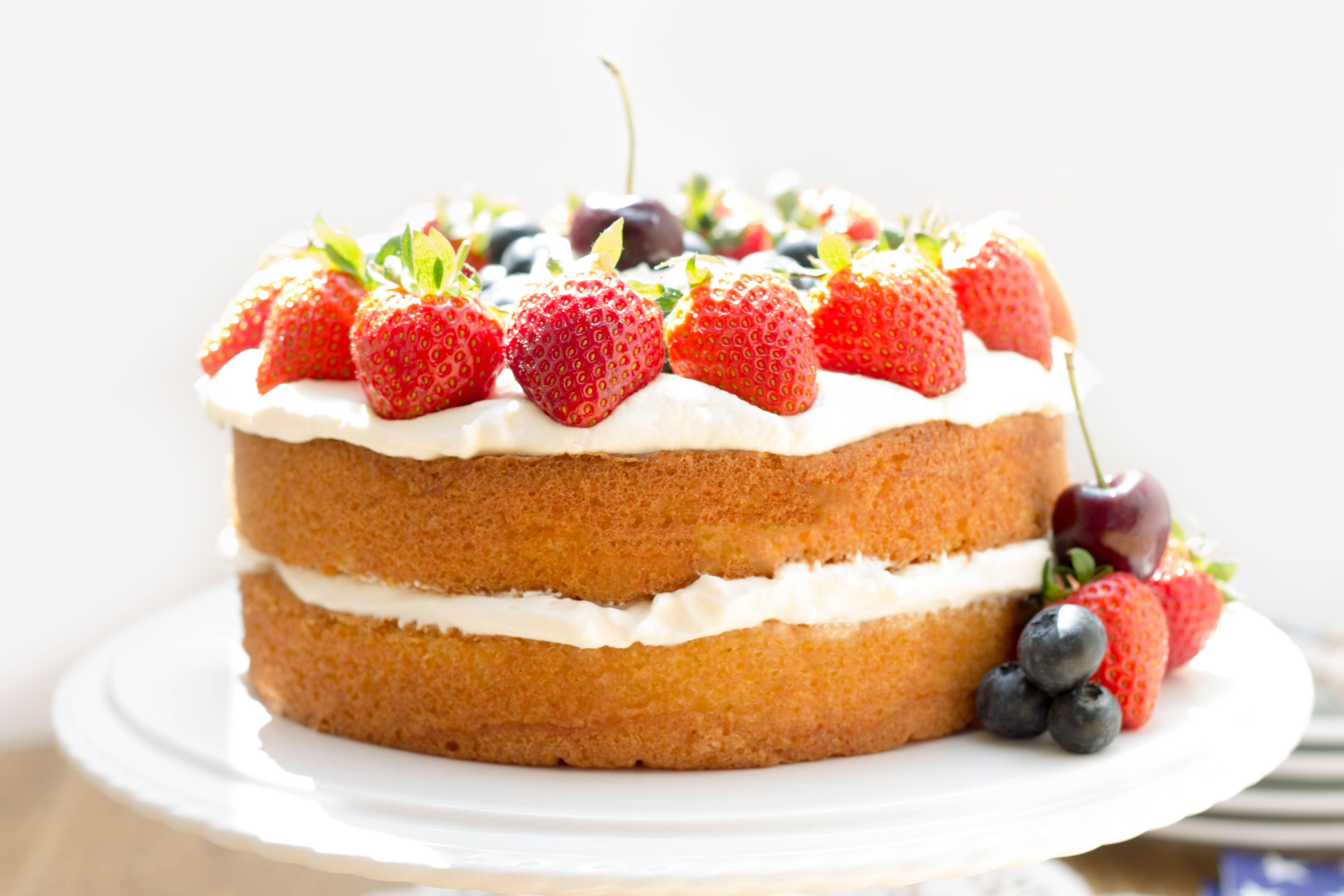 Discussion on this topic: How to Make a Vanilla Sponge Cake, how-to-make-a-vanilla-sponge-cake/