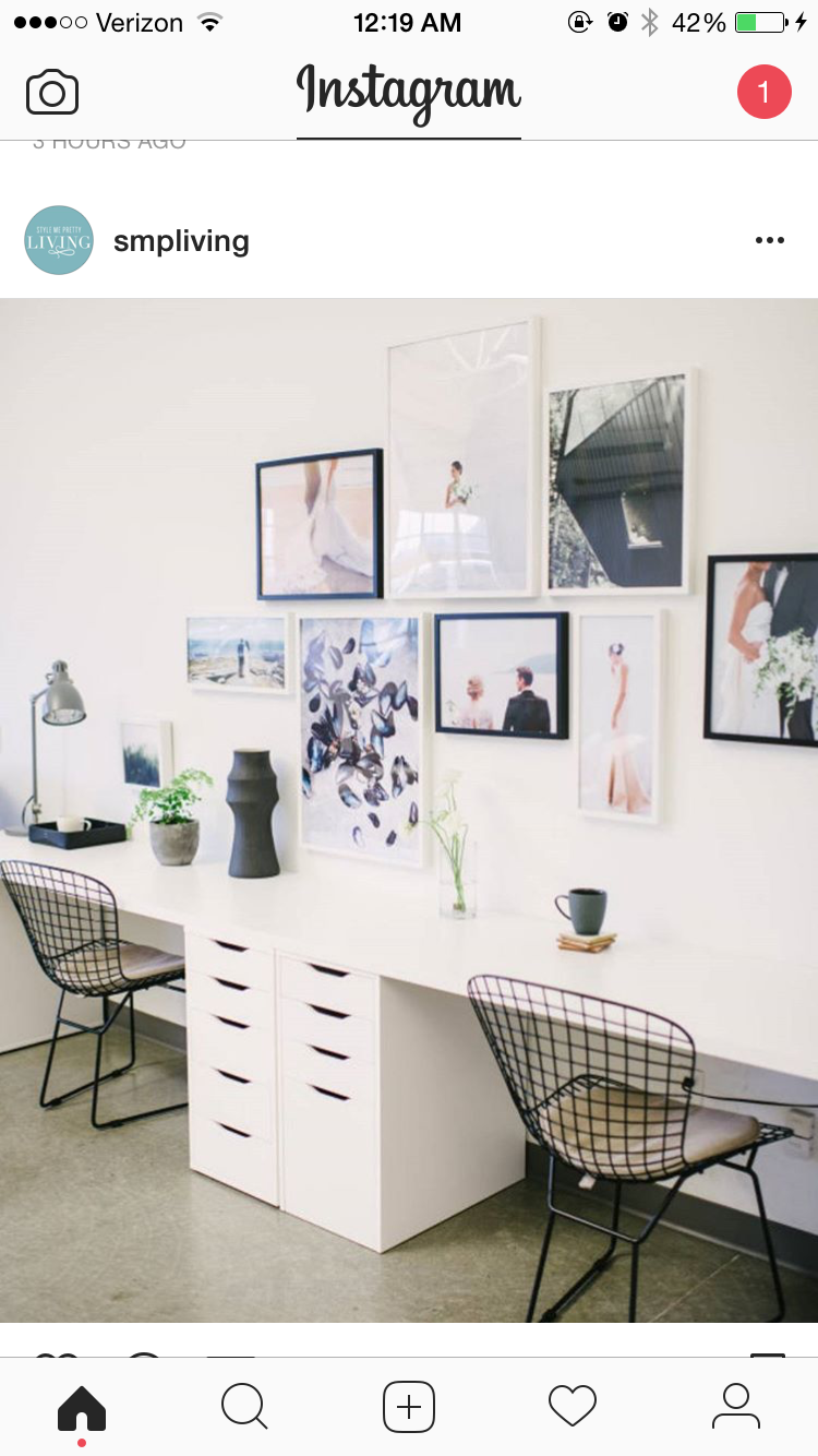 Modern Contemporary Office Space: Www. Photography: Whitney Krutzfeldt    Www.