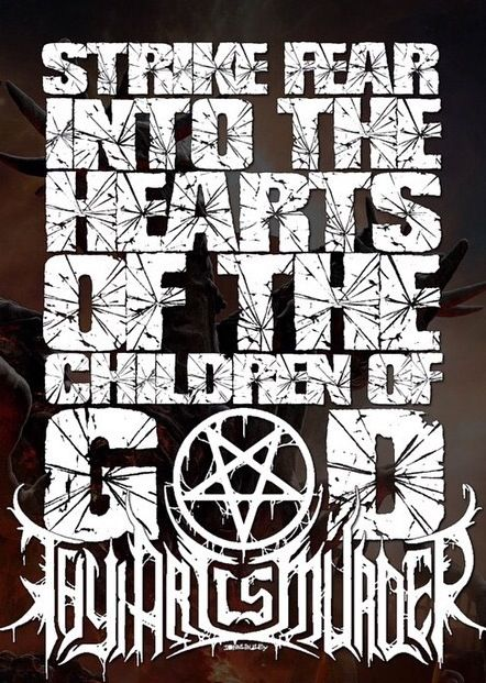 Thy Art Is Murder Lyrics