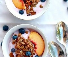 Desayuno inspiración!  / Yummy Mummy: Desayuno Saludable y cupón para Yogurt GRATIS