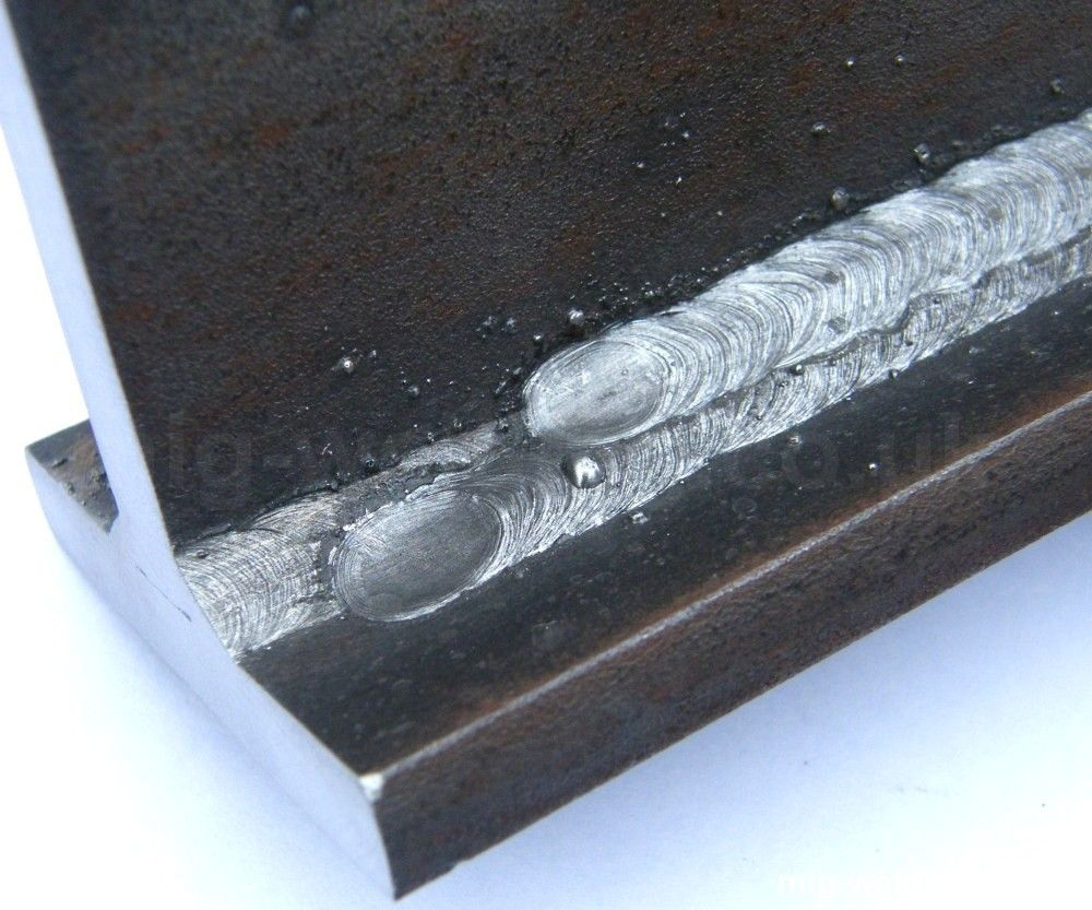 Weld sequence in 3 pass fillet weld | Six Geez! | Pinterest
