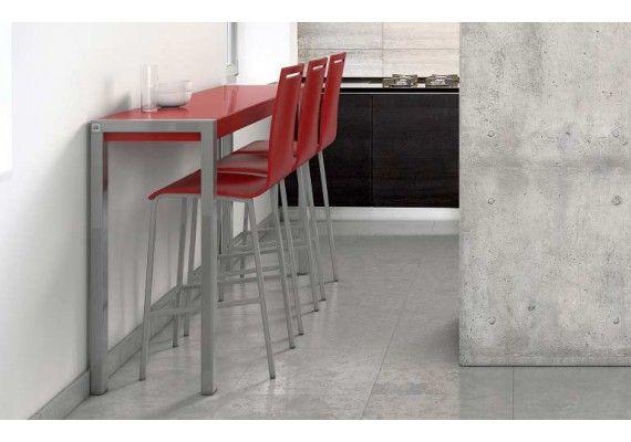 mostrador de cocina estrecho mercury, mesa alta estrecha , barra ...