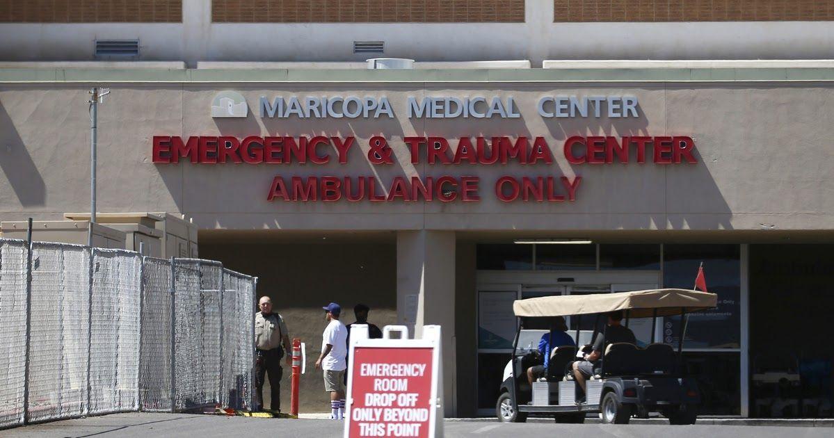 Arizona hospitals at 83 capacity elective surgery may