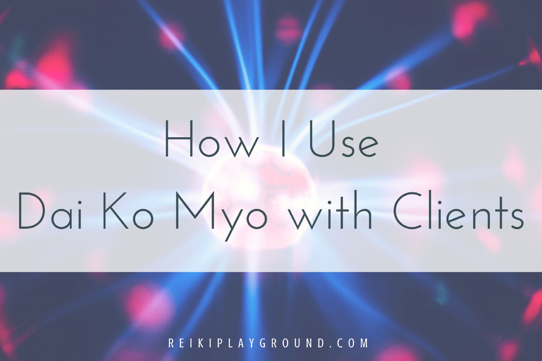 How i use dai ko myo with clients reiki other and the ojays how i use dai ko myo with clients reiki symbolscostsplayground buycottarizona Gallery