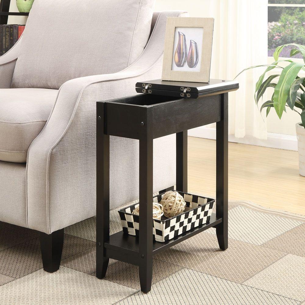 American Heritage Furniture Living Room: Shop Convenience Concepts 7105059 American Heritage Flip