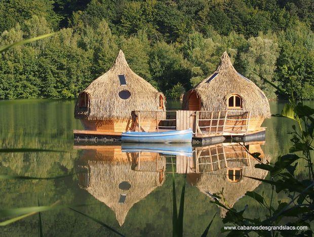 6x Inspirerende Boomhutten : De mooiste houten vakantiehuisjes ter wereld pinterest kajaks