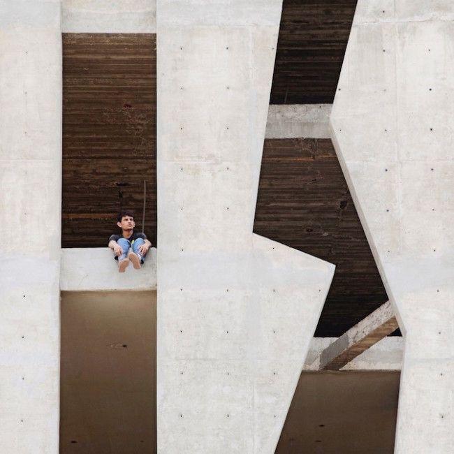 Abstract Urban Photography Of Beirut By Serge Najjar