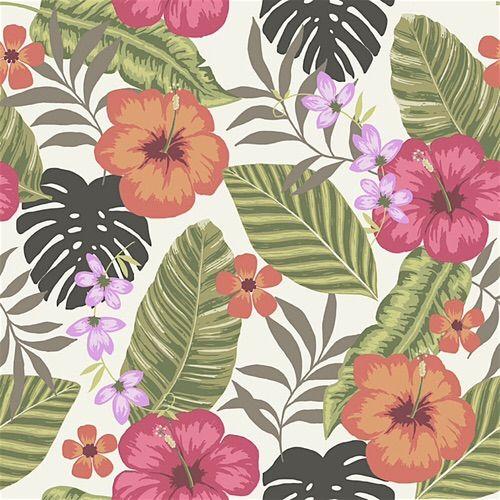 Imagen Vía We Heart It #colorful #floral #flowers