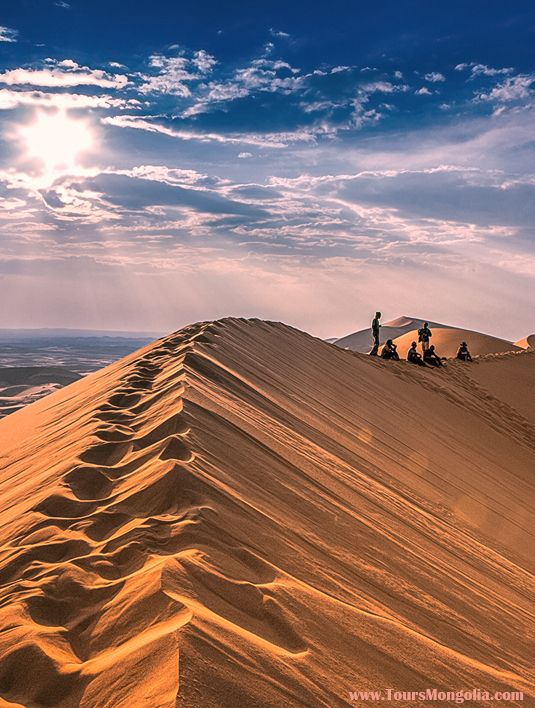 Gobi Desert An Ancient Sea Bed Mongolian Gobi Is The One Of Beautiful Place To Visit In Mongolia An National Geographic Travel Beautiful Places To Visit Travel