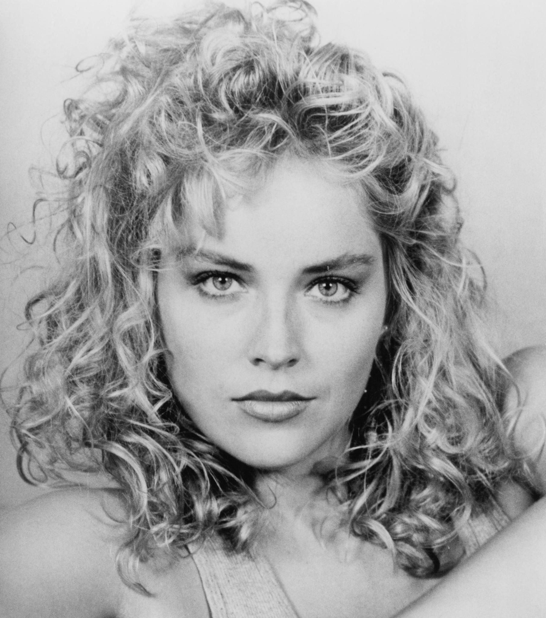 Sharon Stone Total Recall Pop Culture Young