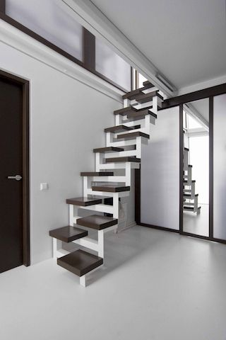 10 Fantastic Feline-Friendly Interior Designs Staircases