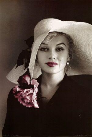 Marilyn Monroe por Milton H. Greene: