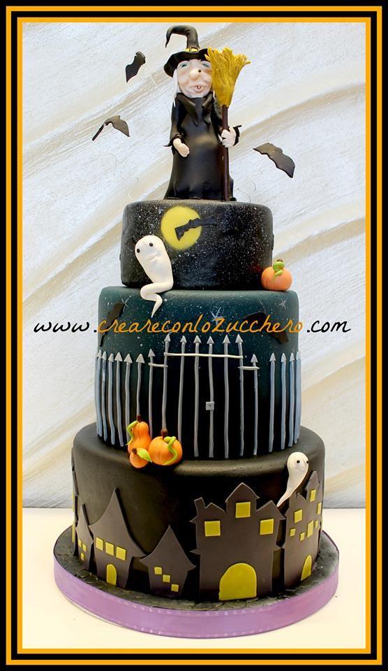 Deborah Puppa #halloween Halloween Pinterest Halloween cakes - decorating halloween cakes