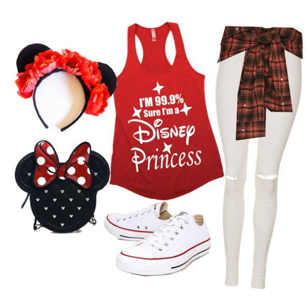 Outfit for Disneyland
