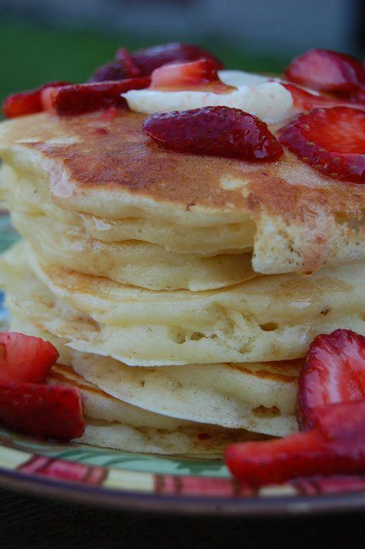 Pancakes   Saturday Morning is Health-Food Morning   Julie Jams