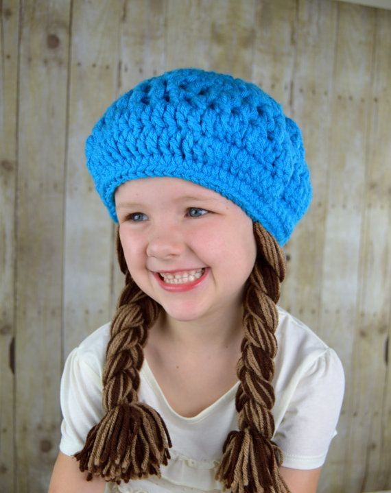 Halloween Costume - Cabbage Patch Hat - Any Color- One Size Fits All ...