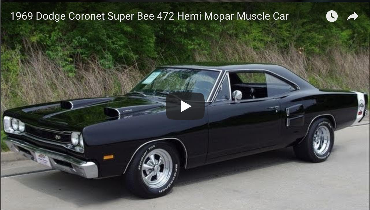 1969 Dodge Coronet Super Bee 472 Hemi Mopar Muscle Car Muscle Car Fan Mopar Muscle Cars Classic Cars Muscle Dodge Super Bee