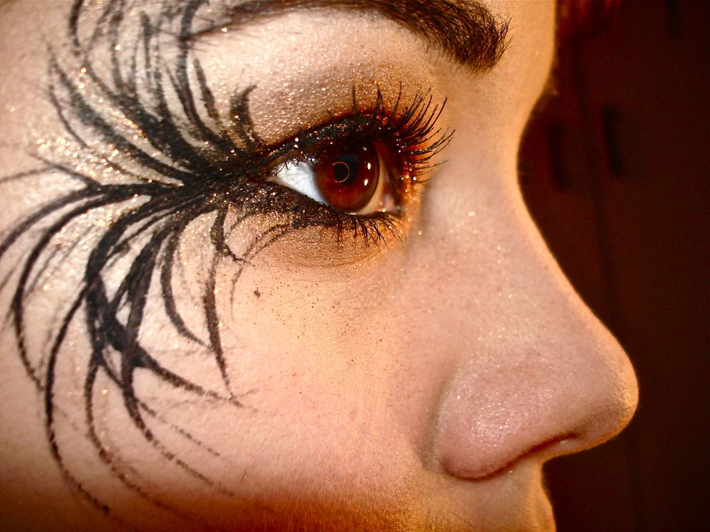 fallen angels makeup Google Search (With images) Angel