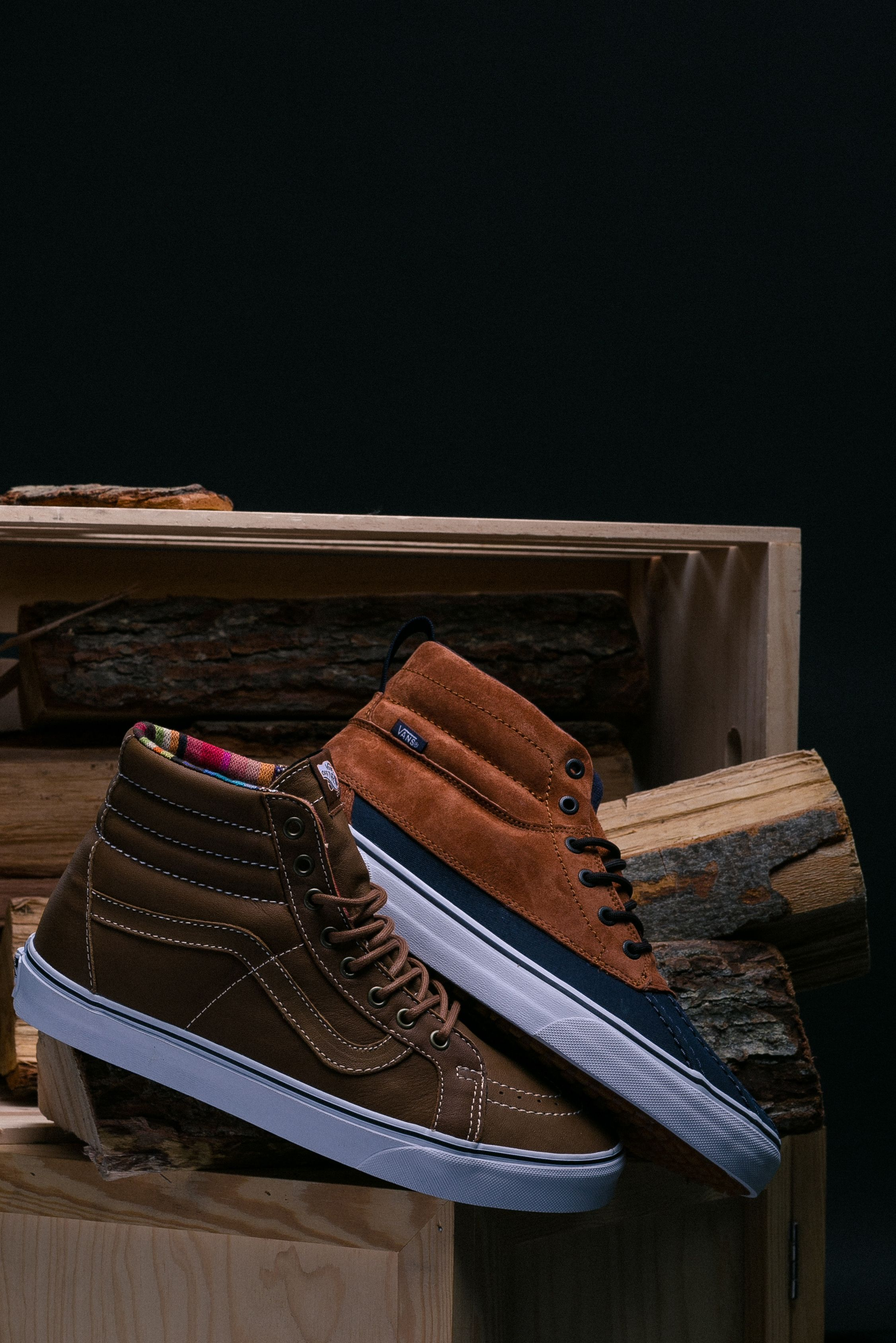 fd31b5dce2 Vans' new Sk8-Hi Reissue brings the vintage vibes, while the duck ...