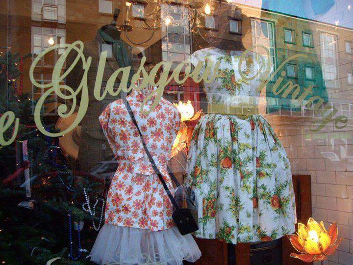 Glasgow Vintage Vintage Clothes Shop Fur Coat Vintage Glasgow