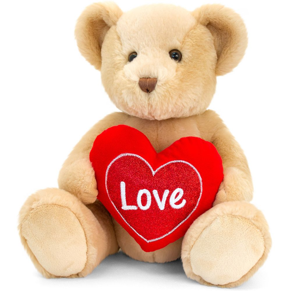Small Teddy Bear With Red Heart Keel Toys Loveyou Redheart Teddybear Keeltoys Teddy Bears Valentines Teddy Bear Plush Small Teddy Bears [ 1000 x 1000 Pixel ]