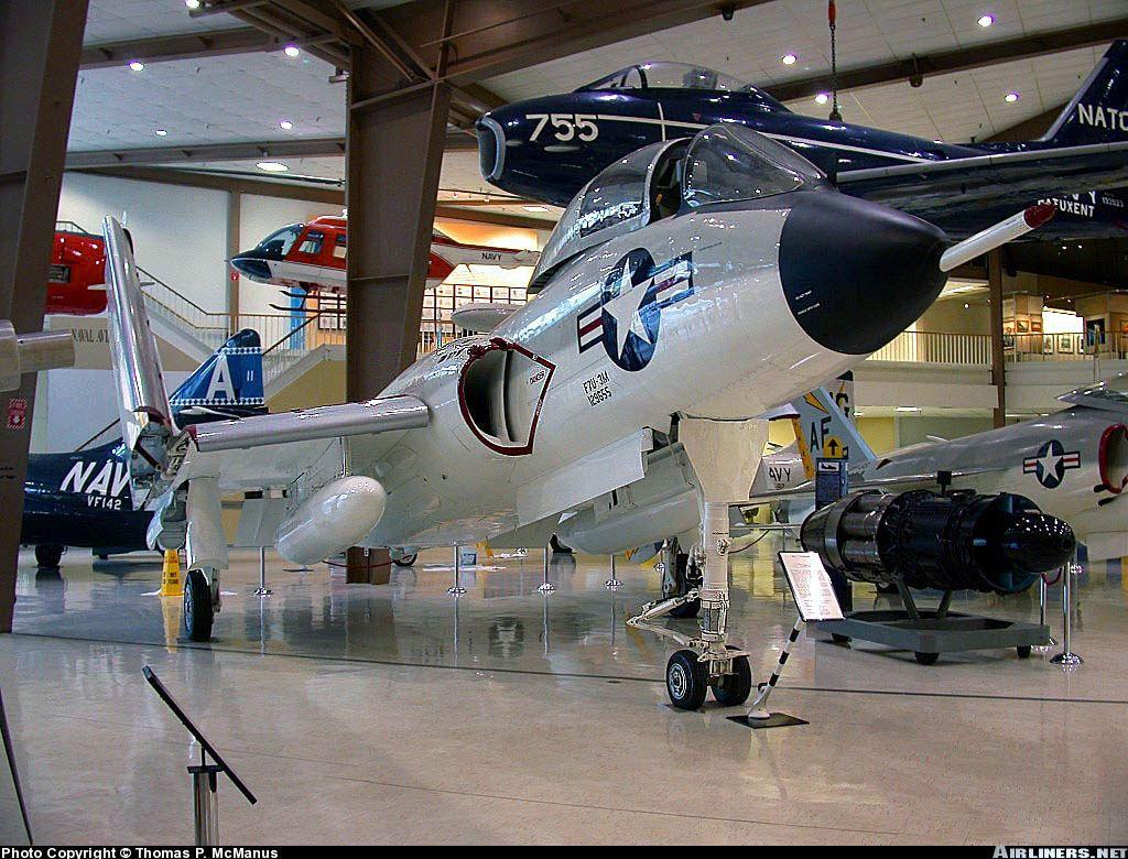 Vought F7U3M Cutlass aircraft picture Aircraft