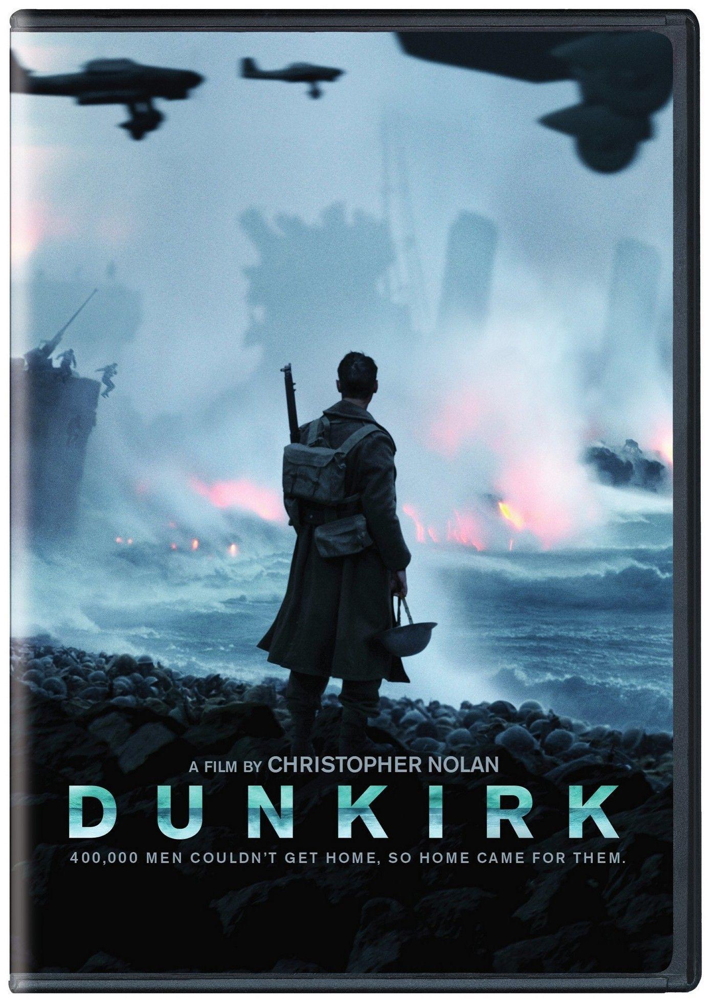 Dunkirk 2017 Special Edition Dvd In 2021 Dunkirk Movie Dunkirk Christopher Nolan