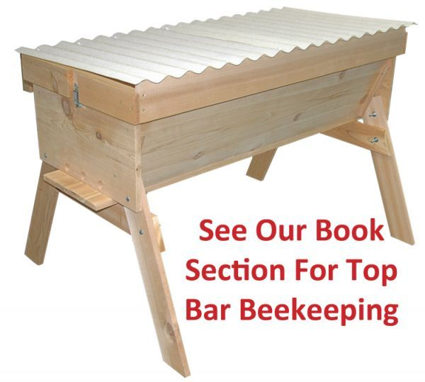 Ordinaire An Economical Approach To Top Bar Beekeeping, Our New Economy Top Bar Hive  Will Get You Started! Buy Now From Mann Lake Ltd!