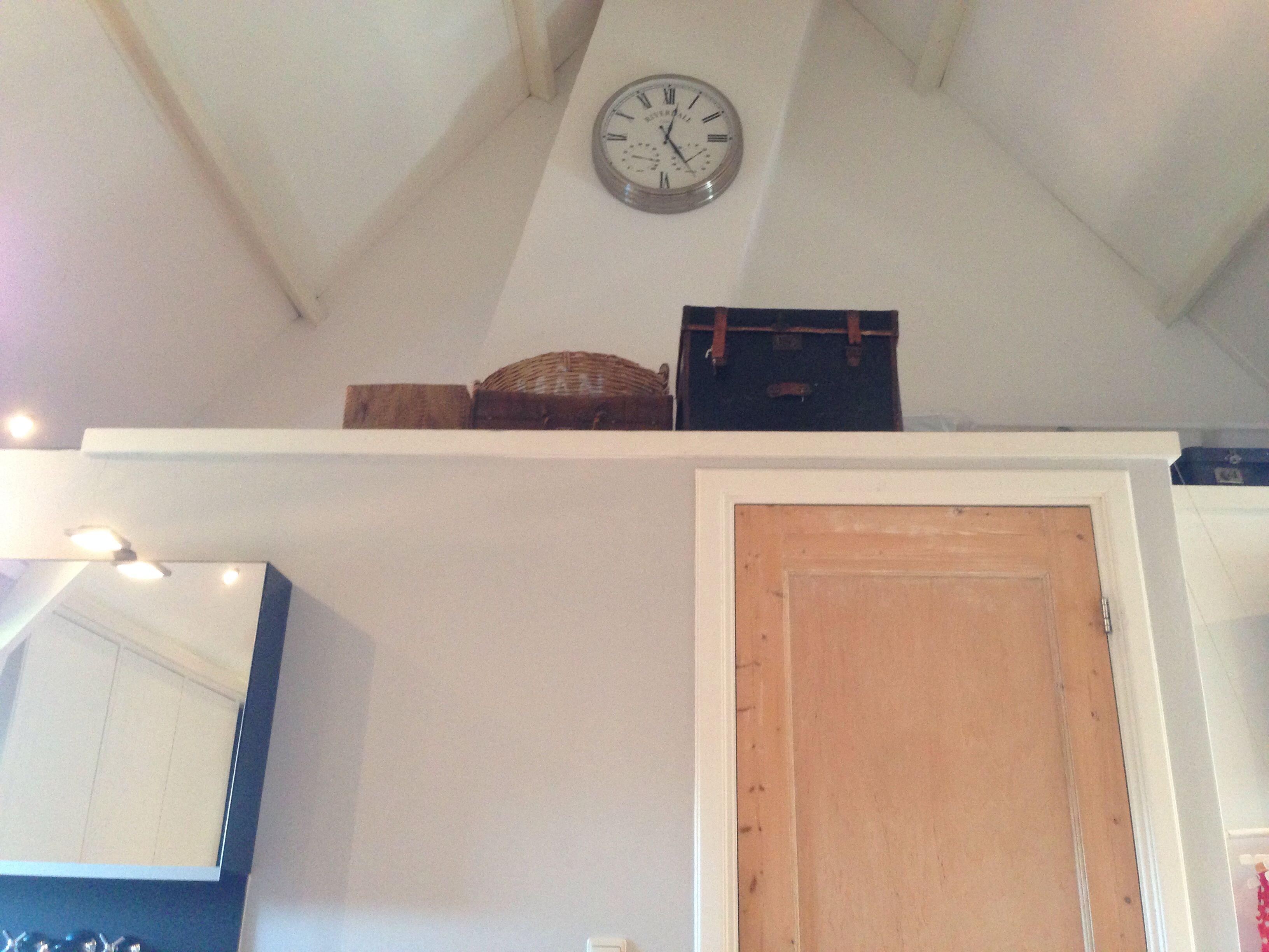 Zolder Slaapkamer Maken : Onze zolder is hoog daardoor de ruimte om een vliering te maken