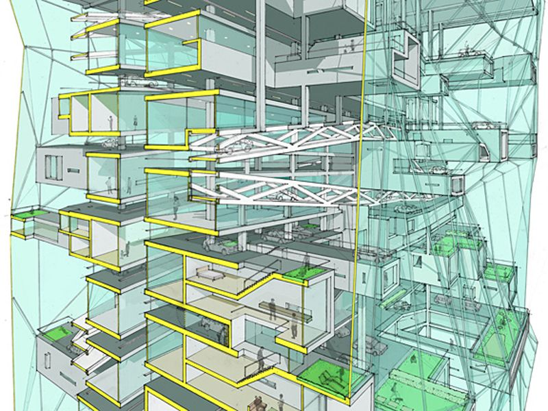 Retail Architectural Diagrams For Parks - Auto Electrical Wiring ...