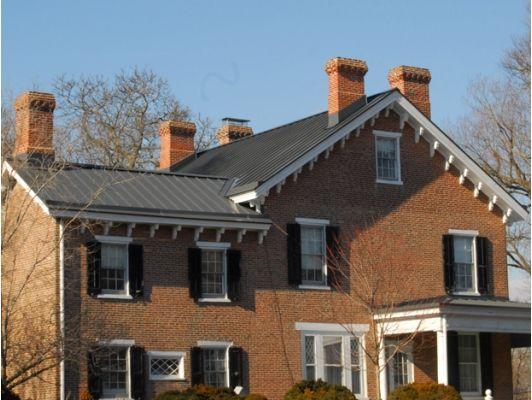 Best Historic Wilmington Metal Roof Home And Garden Design 400 x 300