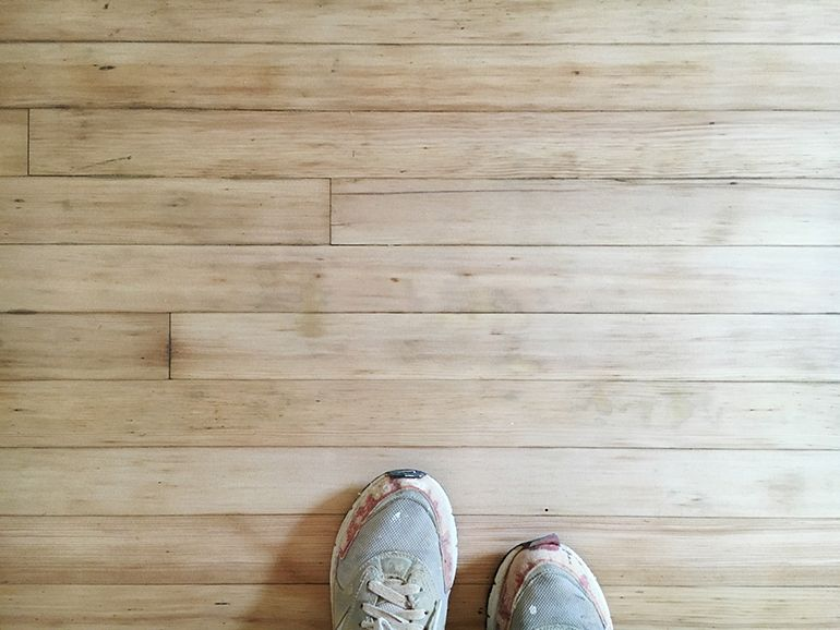 How To Remove Dark Spots From Hardwood Floors in 2020