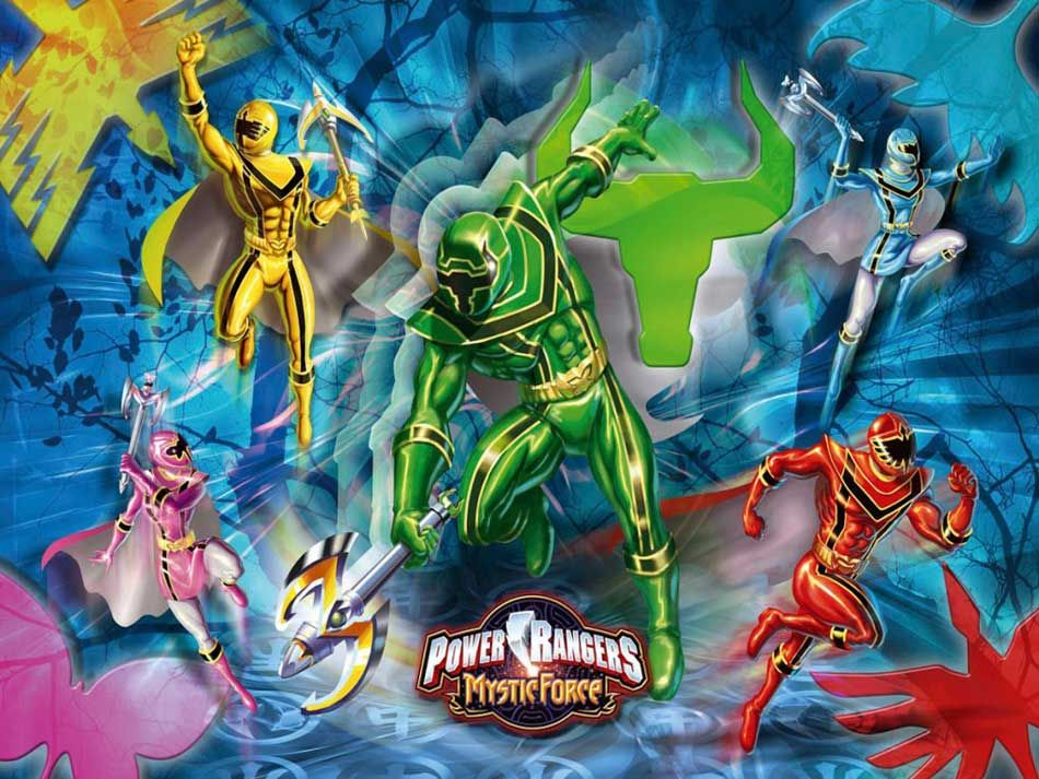 Power Rangers Games - KIDS GAMES HEROES