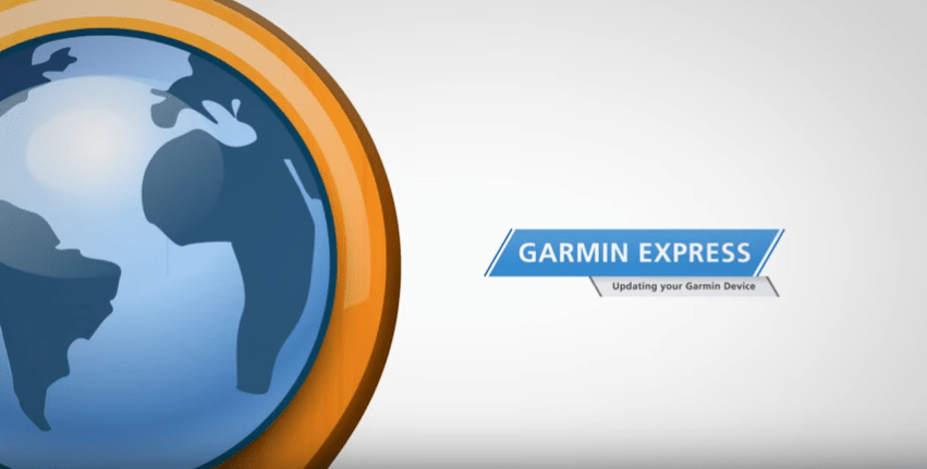 garmin express updates is an application which provides