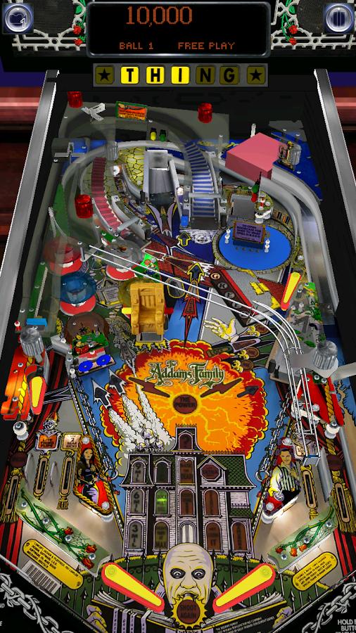 Pinball Arcade V2 11 7 Mod Apk Hack Descargar Juegos Para Android Pinball Arcade Addams Family Pinball