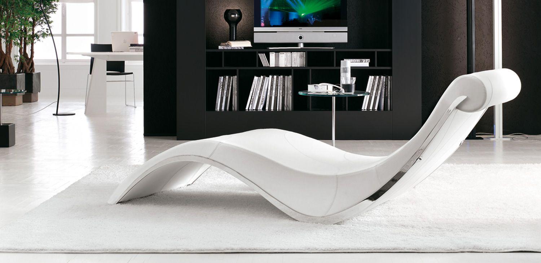 SYLVESTER Chaise By Cattelan Italia   Via Designresource.co