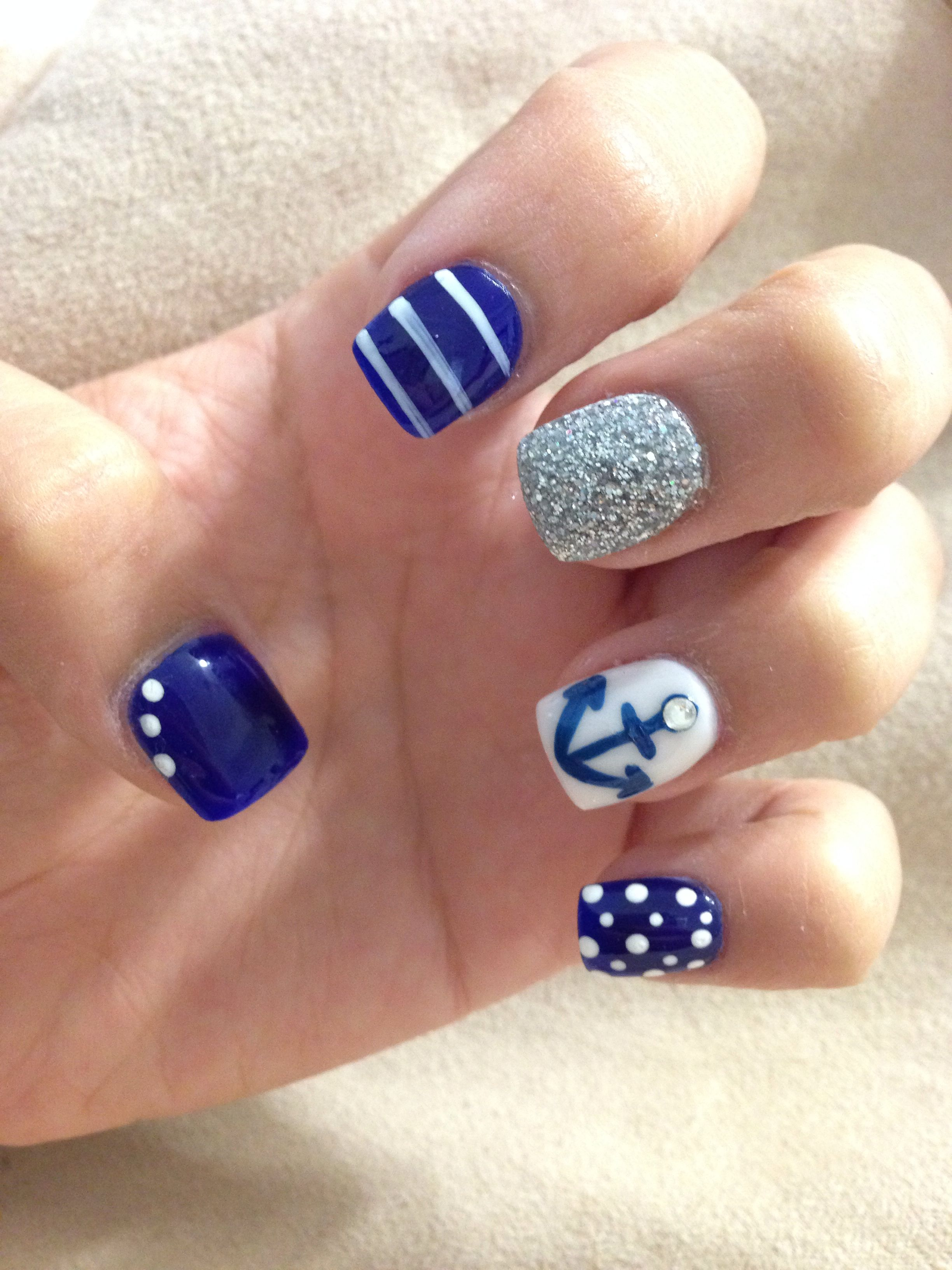 perfect cruise nails style
