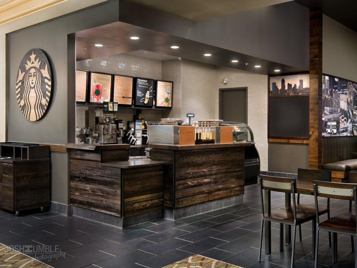 Westin Indianapolis, Starbucks Interior Photography   Interior ...