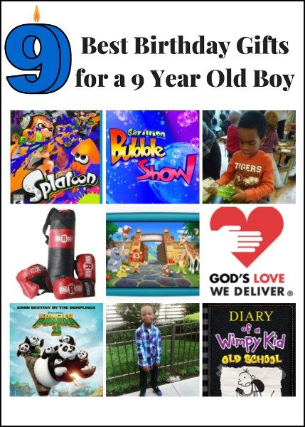 Best Gifts For A 9 Year Old Gift Ideas Boys
