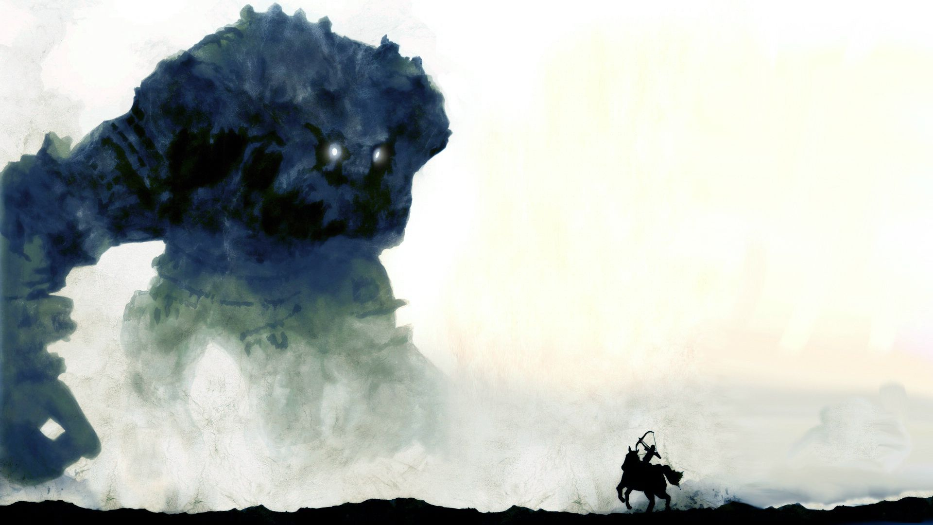 Ico Wallpaper Google Search Shadow Of The Colossus Artistic