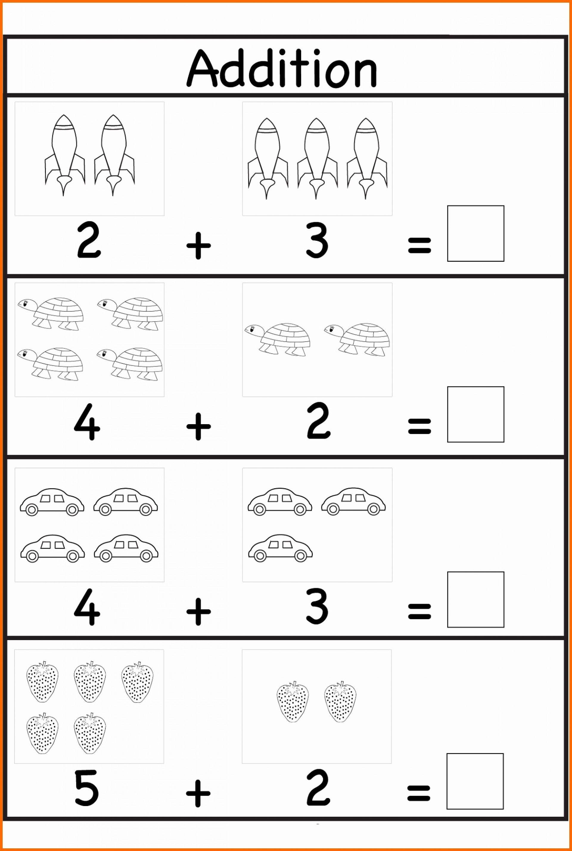 Pin On Belajar Anak Tk Addition worksheets for nursery