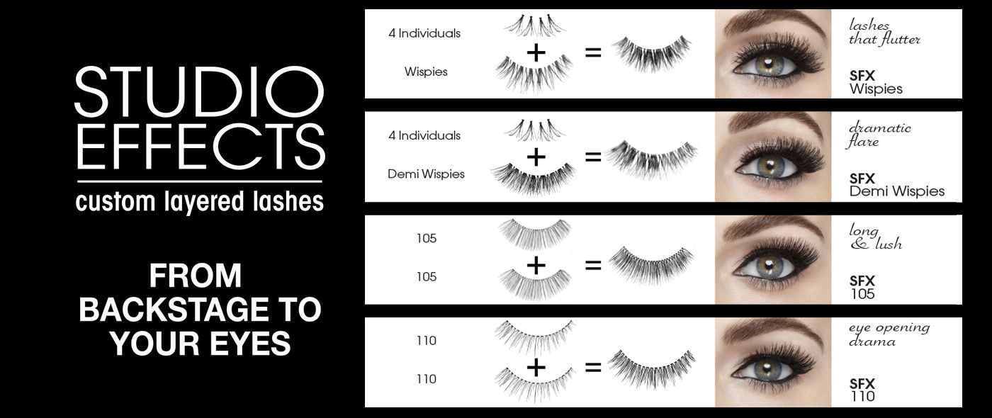 6601b4a2f56 How to Custom Layer Lashes | hair tips professional | Ardell ...