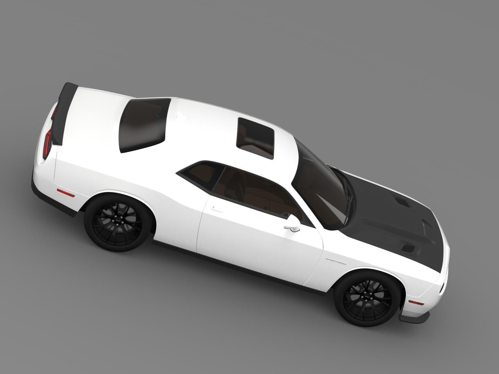 Images for challenger hellcat 2015 white
