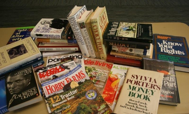 Friends of the Library Book Sale July 9-11, 2013,  7:30 am - 7:30 pm, Everything $1 or Less.