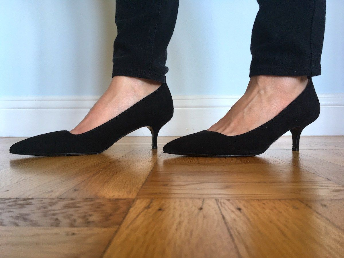 f8e4d8846a Everlane Shoes. Editor · Kitten Heels · If you've been following my blog,  then you know I haven't