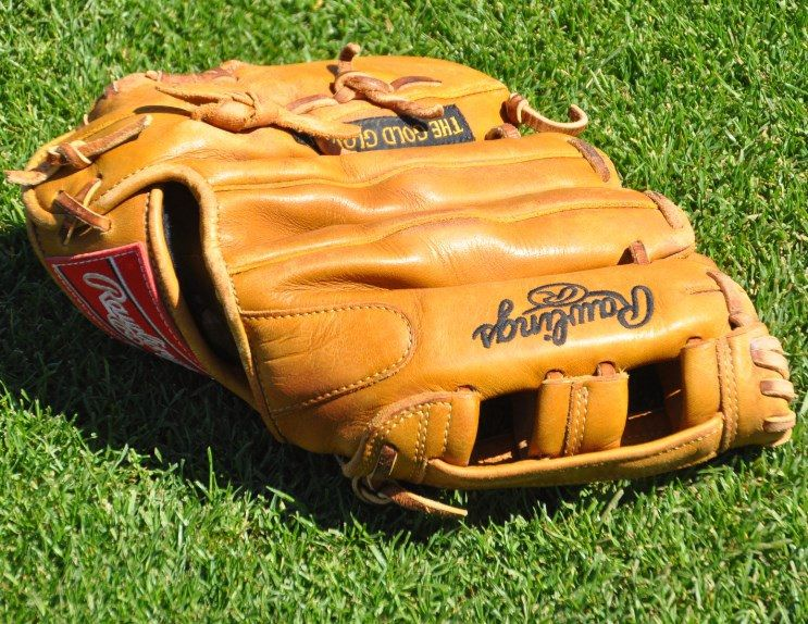 Gold Glove Winners And The Gloves They Wear National League Gold Gloves National League Gloves