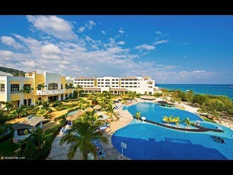 Iberostar Rose Hall Beach Resort Spa Montego Bay Jamaica Walk Through