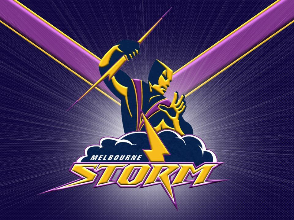 Melbourne Storm Rugby Team Rugby League Nrl