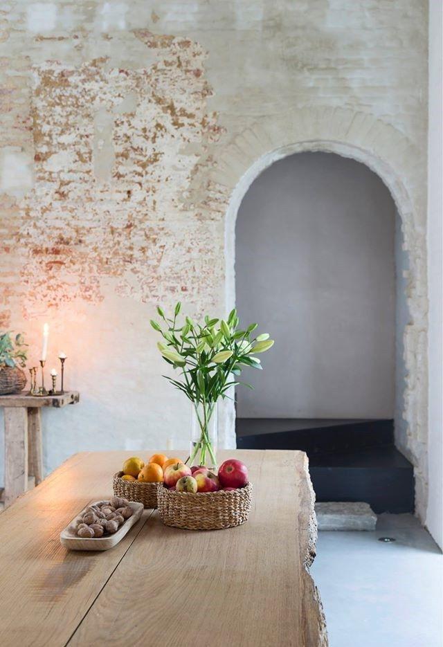 130 Artistic Vintage Brick Wall Design for
