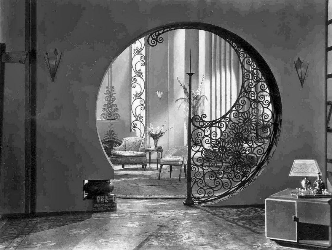 art deco arquitectura interior - buscar con google | ideas para el